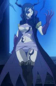 Apariencia Demonio de Minerva