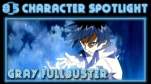 "Fairy Tail Gray Fullbuster Spotlight ""Too sexy for his clothes?"""