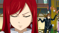 Vijeeter scolded by Erza