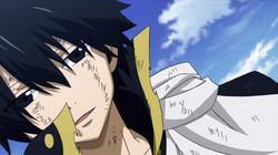 Zeref revela su identidad a Natsu