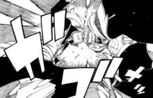 Gildarts vs. God Serena
