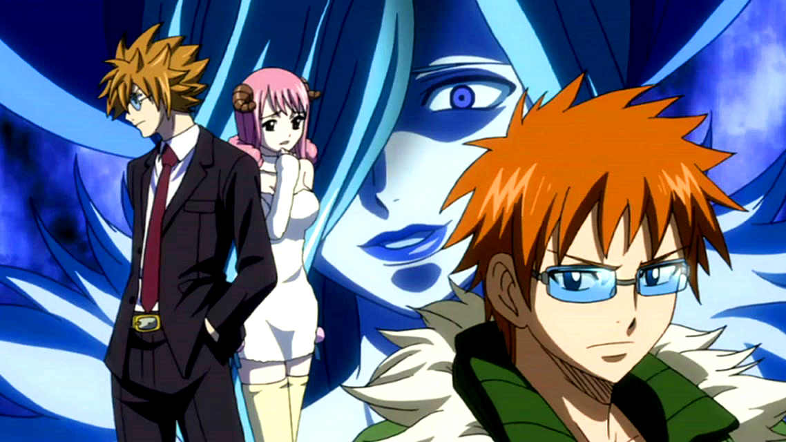Fairy Tail Lucy And Loke