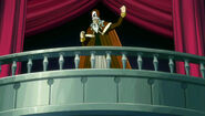 Faust declares war on the Exceeds