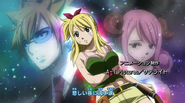 Lucy, Loke and Aries in Opening 5