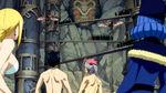 Team Natsu & Juvia vs. Tower of Heaven Guards