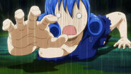 Creepy Juvia