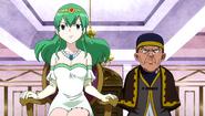 Hisui and Darton discuss the game