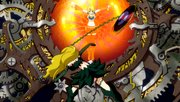Imitatia intenta salvar a Lucy