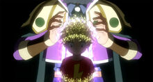 Laxus dragon lacrima