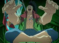 Uosuke's appearance