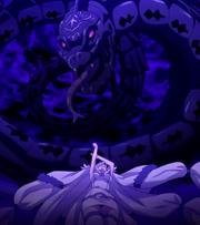 Yukino invoca Ophiuchus