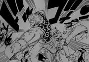 Elfman y Lisanna atacan a Lamy