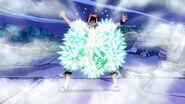 Ice Make Diamond Cage