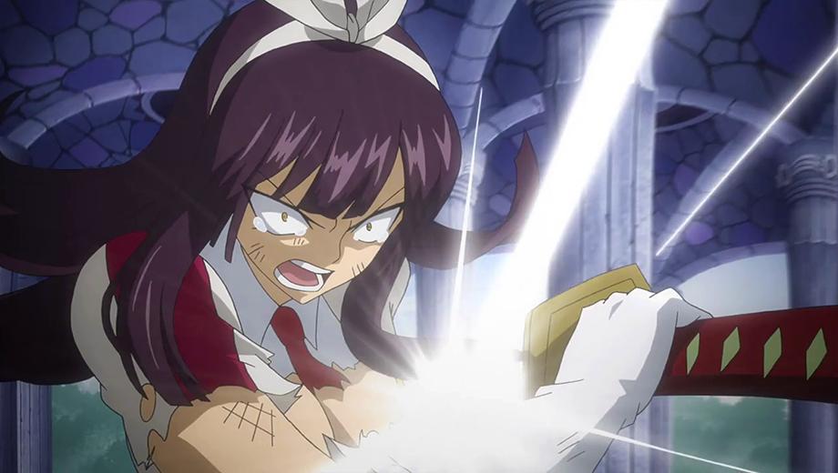 Kagura Mikazuchi news - Comic Vine |Kagura Fairy Tail