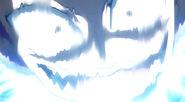 Natsu inside Yuka's Wave