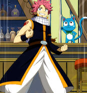 Natsu new outfit in x791