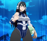 Ultear gives the girls a new hope