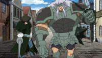 Four Heraldry Knights anime