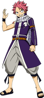 Natsu Dragneel GMG