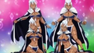Briar's four clones