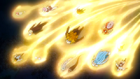 Zodiac is summoned