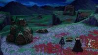 Irene enchants the mountain