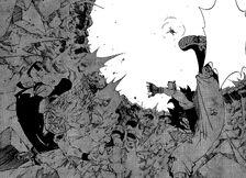 Sting vs Natsu and Gajeel 2