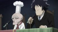 Chapati and Yajima in X792
