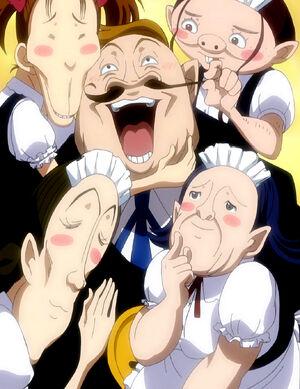 Everlue's beautiful maids