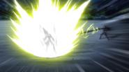 Heine's lightning attack