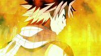 Natsu displays his fury