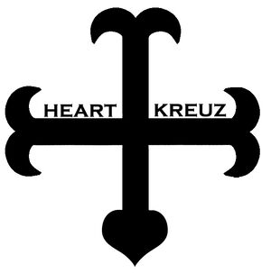 Heart kreuz