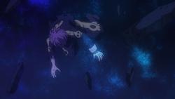 Natsu inconciente por Torafuzar