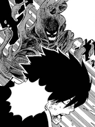 Bloodman strikes Rogue