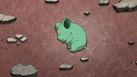 Hisui as a mouse