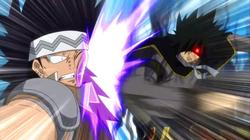 Rogue Ataca Gajeel