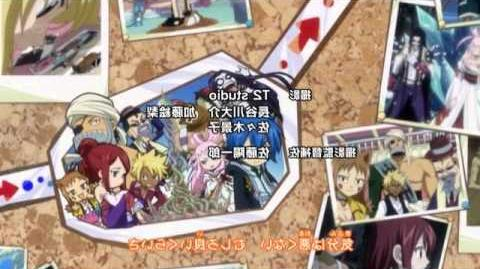 """Fairy Tail Ending 10 フェアリーテイル """"Boys be Ambitious!!"""" By Hi-Fi CAMP"""