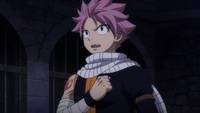 Natsu claims that Fairy Tail still exists