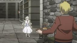 Yuri se Encuentra con Mavis