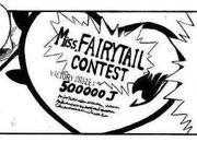 Concurso Miss Fairy Tail