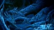 Gajeel descubre el cementerio de Dragones