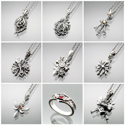 Gintoki FT Jewellery Preview