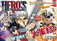 HERO'S Cover 1