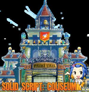 Solid Script Coliseum