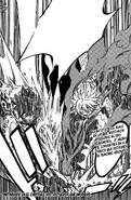 Gray y Natsu atacan a Mard Geer