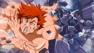Ichiya destroys a Lacrima