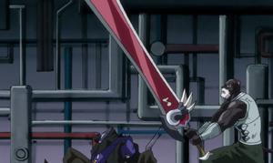Musica sword