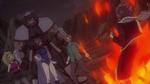 Natsu vs Mount Atlanta Guild