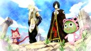 Twin Dragons anime
