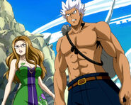 Elfman and Evergreen encounter Mira